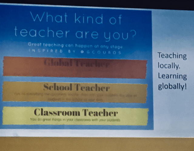 what kind of teacher am i